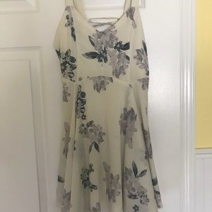 Urban outfitters flower dress